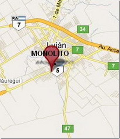 mapa quinta pappo